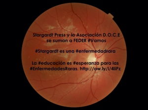 Stargardt Rare disease day